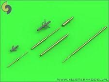 MASTER 48121 1/48 Metal Sukhoi SU-15 (FLAGON) - PITOT tubes (tutte le versioni)
