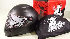 Speed and Strength Helmet SS1300 Matte Black XXLG extra extra Large 877363