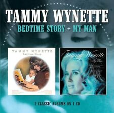 Tammy Wynette - Bedtime Story / My Man [New CD] UK - Import
