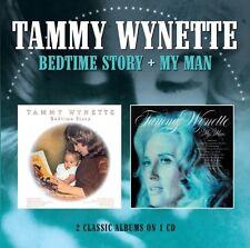 Tammy Wynette - Bedtime Story / My Man [New CD] UK - Import