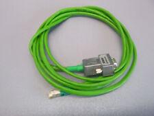 NEW 50.0M//GRUN //RJ45 //S//FTP //CAT.5E Siemens 705850 Ethernet Patch Cable