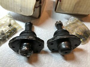 NOS 1965-1970 Oldsmobile Top Ball Joints, Sealed Power Part #801-10205 801-10206