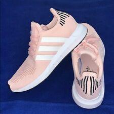 Adidas Women's Originals Swift Run Shoes B37681 Ice Pink White Black Multi Sizes