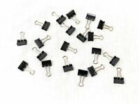 ID Badge Strap Clips Bag of 250 pieces