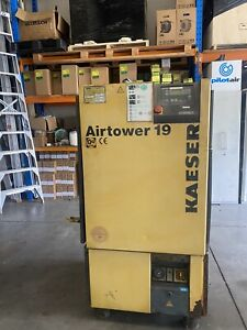 Kaeser Airtower 19 - SCREW AIR COMPRESSOR