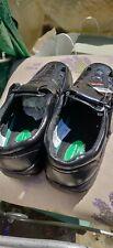 NEW CUSHION WALK Gel Pad Comfort mens black lace up  sandals shoes size UK 9