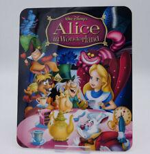 ALICE IN WONDERLAND - Glossy Bluray Steelbook Magnet Cover (NOT LENTICULAR)