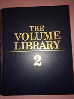 The Volume Library 2 Hardcover The Southwestern Co 1990 Edition ISBN 0871972085