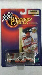 Winner's Circle NASCAR 1993 Alan Kulwicki #7 Hooters Ford Thunderbird 1/64