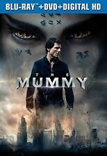 The Mummy 2017 Blu ray
