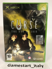 CURSE THE EYE OF ISIS - XBOX - VIDEOGIOCO NUOVO SIGILLATO - NEW SEALED PAL