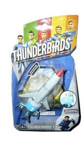 "THUNDERBIRD 1 T1 THUNDERBIRDS ARE GO TV SHOW VIVID TOYS 2016 6"" LONG"