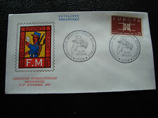 FRANCE - enveloppe 9 10/11/1963 (exposition erinnophile lyon) (cy58) french