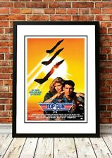 CLASSIC 1980's MOVIE POSTERS   29 to choose from   Framed or Unframed