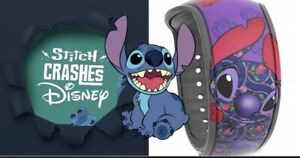 Stitch Crashes Disney Beauty And The Beast Magic Band Limited Release