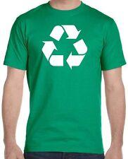 Recycle Symbol Big Bang Theory Leonard T-Shirt