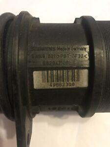 Caudalimetro, medidor sensor flujo de aire, Peugeot, Citroen, Fiat, 9629471080
