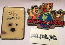 Vint Choice  Off -Universal Studios-Florida-Wild Arctic Sea World -Yadda Yadda*