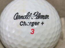 (1) ARNOLD PALMER SIGNATURE LOGO GOLF BALL (CIR 1992 #3 CHARGER +)