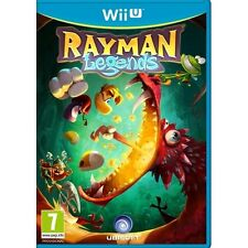 Rayman Legends Game Wii U Nintendo WiiU Wii U PAL Brand New