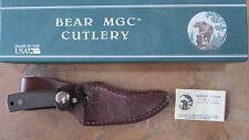 BEAR USA UPSWEPT SKINNER KNIFE SHARPFINGER CAMILLUS GRAN'PA 152OT