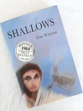Tim Winton - Shallows - ~1st Edition 1984 in Dustwrapper ~