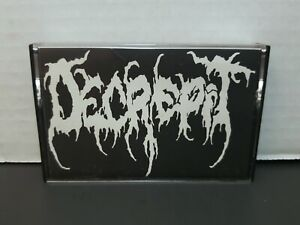 Decrepit - Hymns of Grief and Pain Demo 1993 Cassette