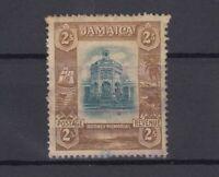 Jamaica KGV 1919 2/- SG86 MH J7518