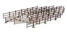 "Dapol  ""OO/HO"" Fences & Gates (8 Strips) C023"