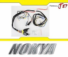 Nokya Relay Wire Harness 9005 HB3 Nok9202 Head Light Bulb High Beam Bypass Lamp