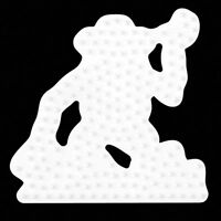 Hama Placa de varillas Mono para perlas de planchar MIDI