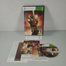 Fable III 3 Limited Collectors Edition Xbox 360 Action Abenteuer Spiel Anleitung PAL