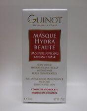 Guinot Masque Hydra Beaute / Moisture-Supplying Radiance Mask 1.7 oz / 50 ml New