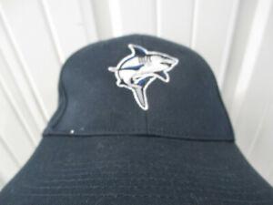 VINTAGE RICHARDSON MIAMI-DADE COMMUNITY COLLEGE MDCC SHARKS FLEX HAT CAP