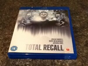 Total Recall Blu-Ray (2013) Kate Beckinsale, Wiseman (DIR) cert 12 Amazing Value