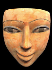 Beautiful Ancient Egyptian Bust Statue 300 Bc (2)