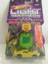 NEW Hot Wheels Light Speeders Paint with the Power of Light Target Easter