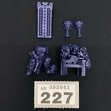 Marines espaciales Ángeles de sangre espacio hulk muerto Terminator trono cáliz 2009 2013