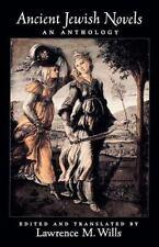 Ancient Jewish Novels: An Anthology (AAR Cultural Criticism Series), , Good Book