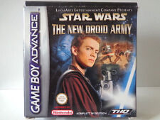GameBoy Advance Spiel - Star Wars: The New Droid Army (mit OVP) 10823651