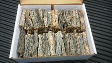 "25 PCS 6"" Cholla Wood Cactus Organic Untreated Fish Reptiles Crabs Birds Bulk"