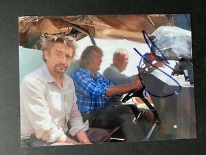 JEREMY CLARKSON - TOP GEAR PRESENTER - EXCELLENT SIGNED PHOTOGRAPH