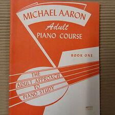 Piano Michael Aaron Piano Course Grado 1