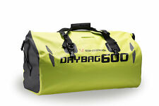Motocicleta Bolsa de Cola Drybag 600 Impermeable Señal Amarilla 60L