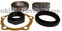 LAND ROVER DEFENDER TD5 HUB BEARING KIT FRONT & REAR 1999 to 2006 STC4382
