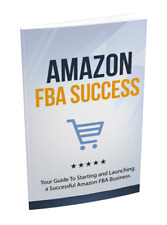 Amazon FBA Success Complete Guide 2019 eBooks (eBooks-PDF) Master Resell Rights