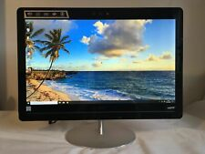 All in One Acer Aspire U5-710 Intel i5-6400T 8GB 240GB 23.8'' Touch Screen