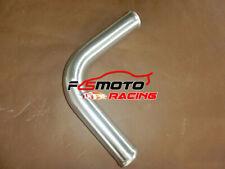 "38mm 1.5"" inch 90 Degree Elbow Aluminum Turbo Intercooler Pipe OD Length 600mm"
