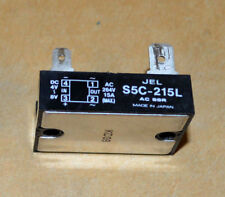 JEL S5C-215L AC COMPACT SOLID STATE RELAY 4-8VDC/264 max VAC 15A