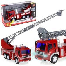 Straż Pożarna Wóz Strażacki Drabina Światła Dźwięk
